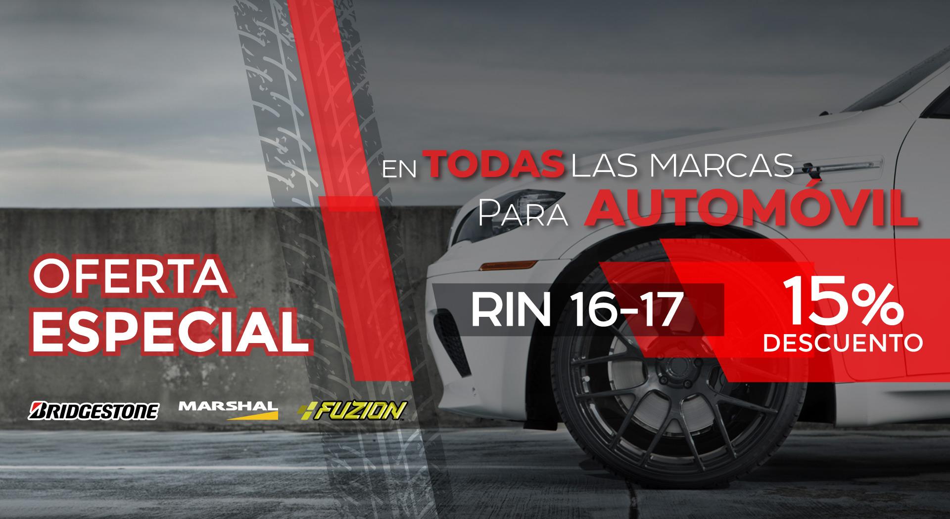 Automóvil Rin 16 y Rin 17